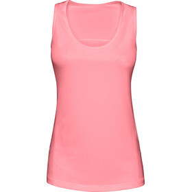 Norrøna /29 Tech Naiset Hihaton paita , vaaleanpunainen